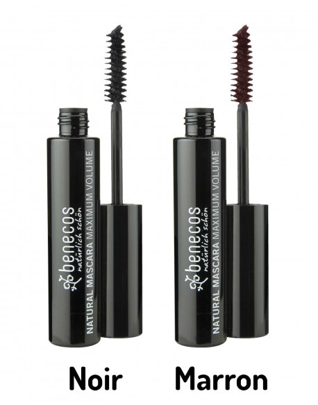 Mascara maximum volume naturel