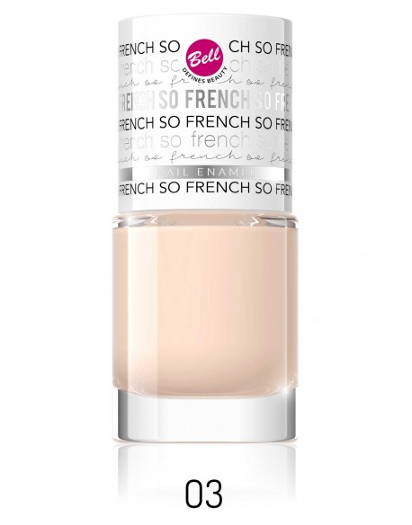 Vernis French manucure chair beige