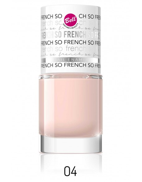 Vernis French manucure chair rosé