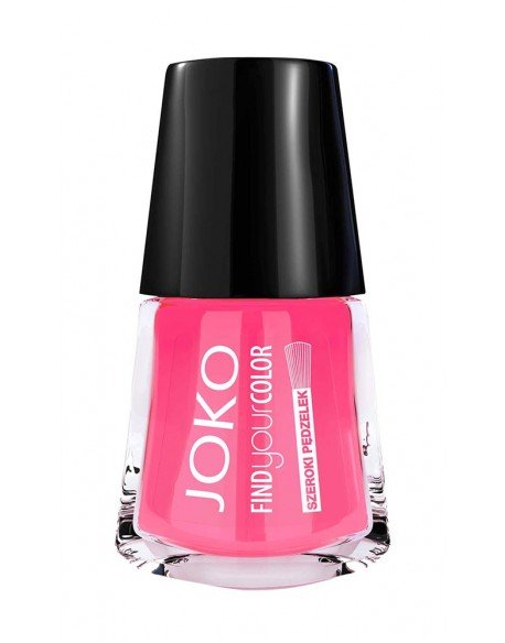 Vernis à ongles brillant crazy pink