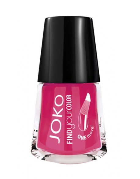 Vernis à ongles brillant wherever you are