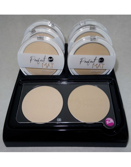 Présentoir Perfect Mat Powder 02