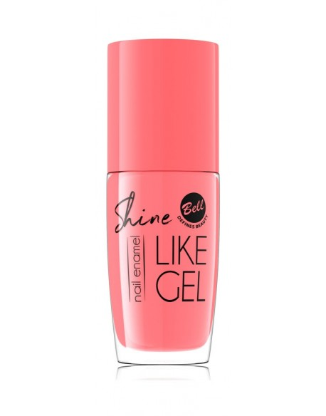 Shine Like Gel rouge rose